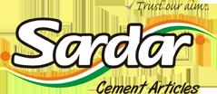Sardar cement articals