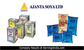 Ajanta Soya Limited