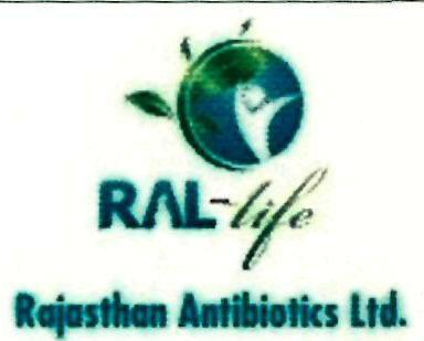 Rajasthan Antibiotic Ltd