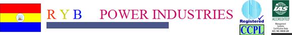 RYB Power Industries