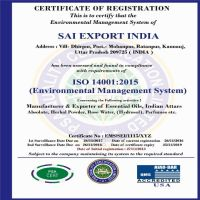 Sai Export India Kanpur ISO 14001