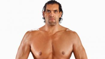 The Great Khali </br>(WWE Superstar)
