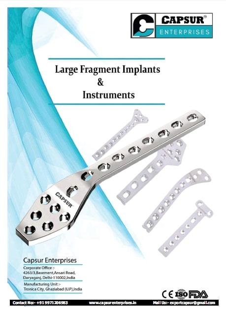 large Fragment Implants & Ins