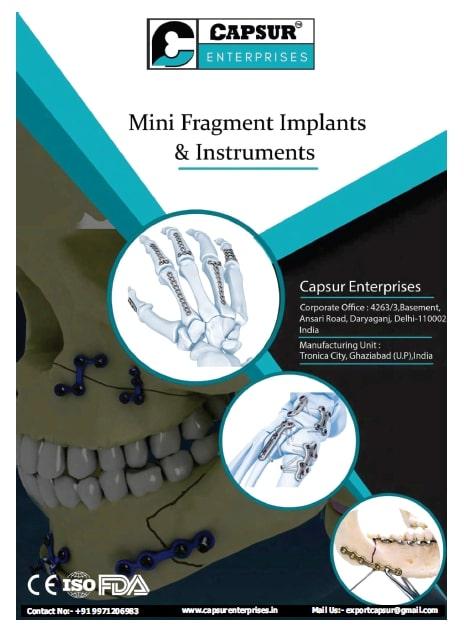 Mini Fragment Implants & Inst
