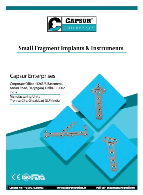 Small Fragment Implants & Ins