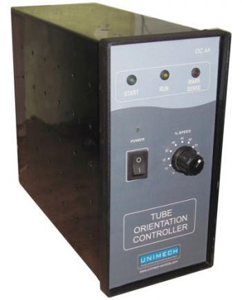 Tube Orientation Controller