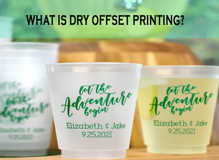 What is Dry Offset Printing?