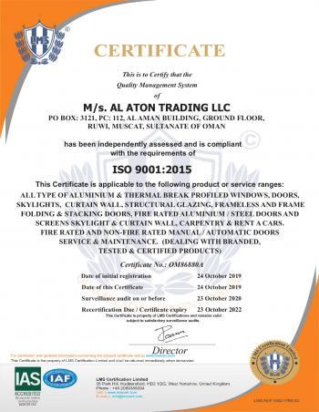 AL Aton Trading LLC