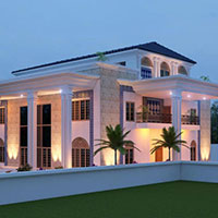Residence for Mr. Ather