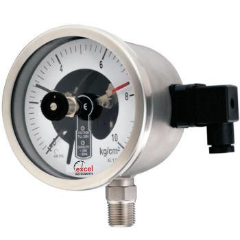 Electric Contact Type Pressure Gauges