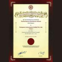 IIIE - Performace Excellence Award