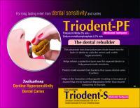 Pharmaceutical Toothpaste