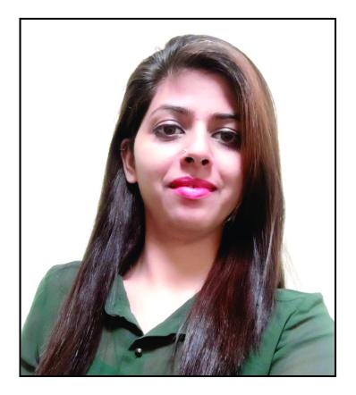 Isha Sharma (HR Head)