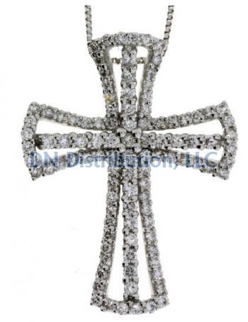 Cross Religious Pendant