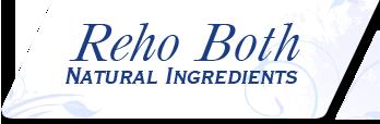Reho Both Natural Ingredients
