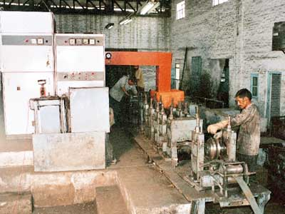 Tube Forming Mill