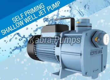 Self Priming Shallow Well Jet Pumps