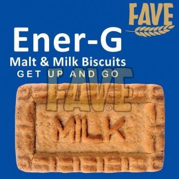 Malt and Milk Biscuits