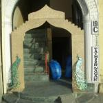 Decorative-gate-(120-inches)