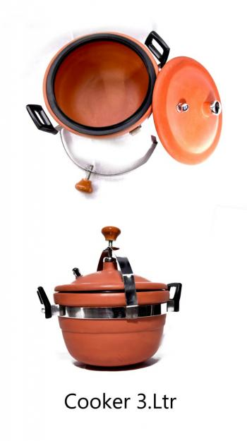 Mud Pressure Cookers