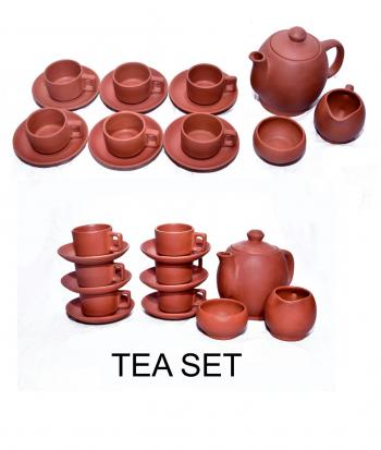 Mud Tea and Coffee Set