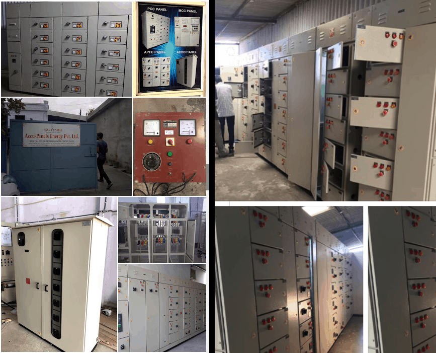 ACCU-PANELS Carried out some in House Test for LT Panels