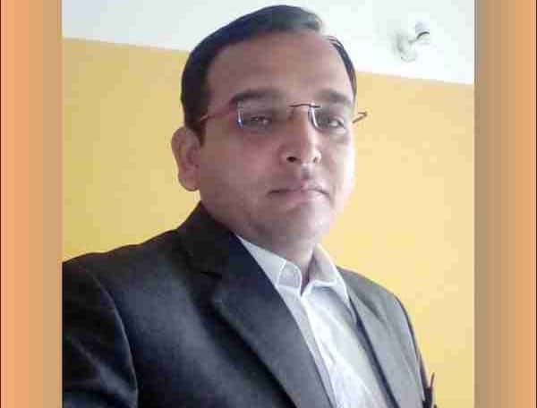 Mr, Mahaesh Prajapati, Design & Production Manager