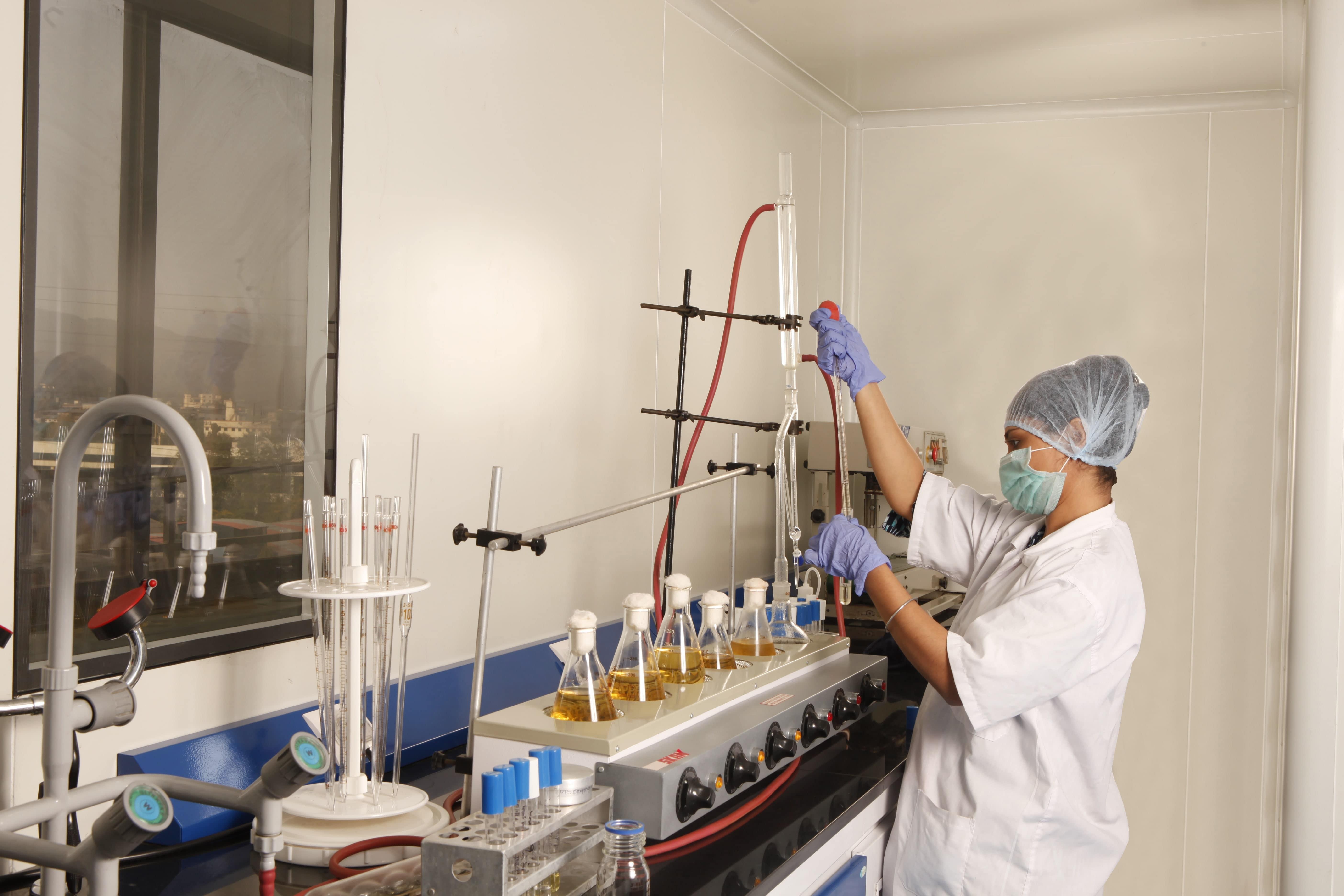 Micro Biological Analysis