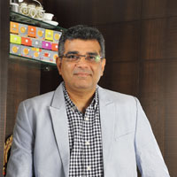 Mr. Nitin Ashar (Managing Director)