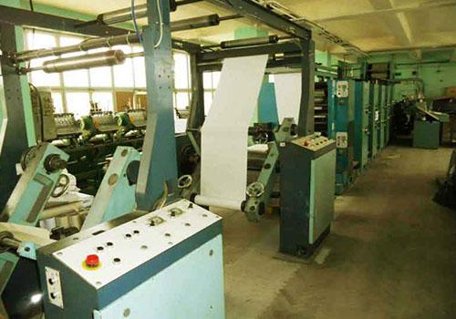 Poly Coating Machine