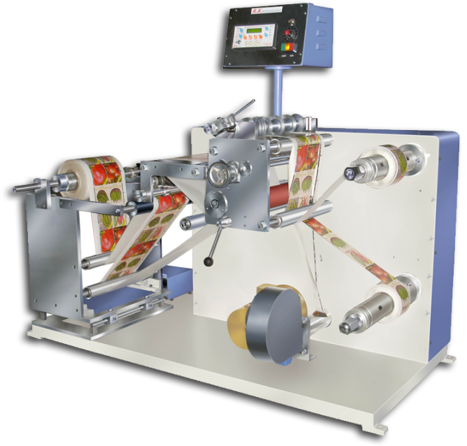 For Label Finishing