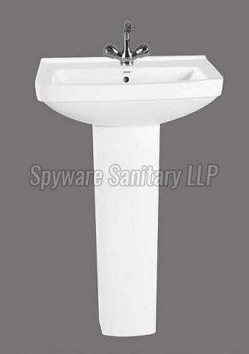 Full Pedestal Wash Basin