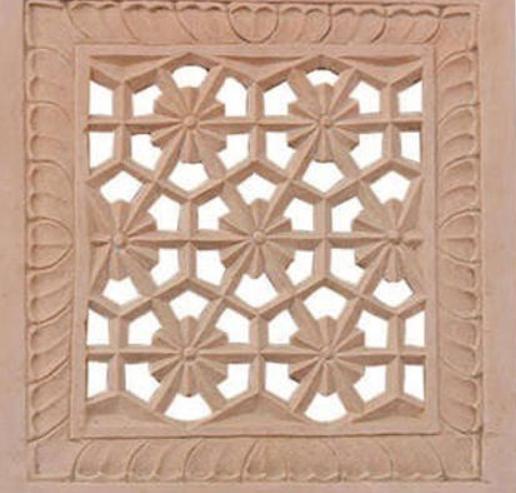 Jodhpur Sandstone Artistic Jali Work 01
