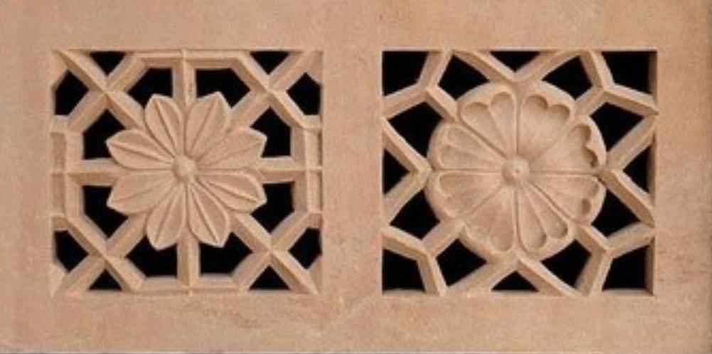 Jodhpur Sandstone Artistic Jali Work