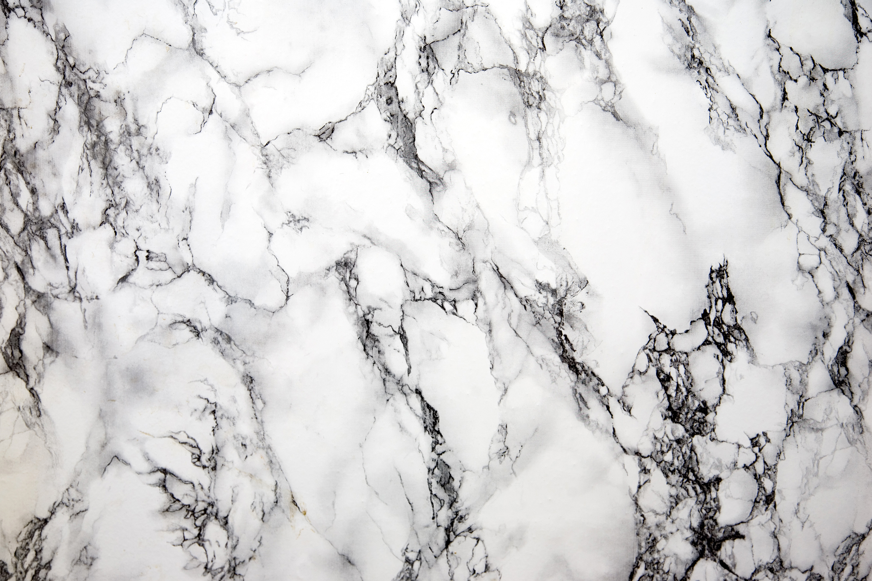 Marble White and Gray