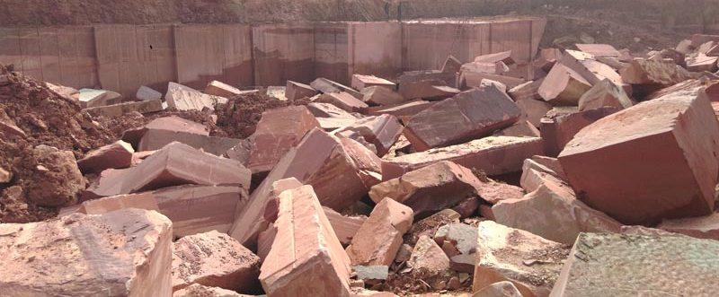 Sandstone Mine Site