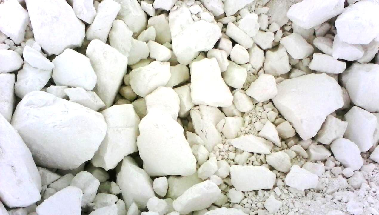 White Kaolin China Clay