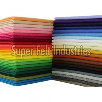 Compressed Wool Felt Sheet