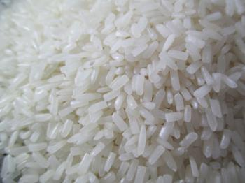 Broken White Rice