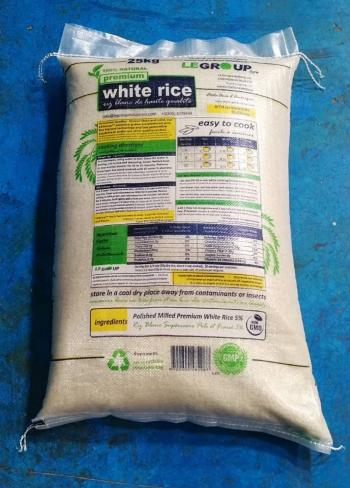American White Rice