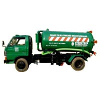 Sewer Cleaning Machines