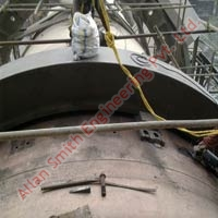 Cement Kiln Chairpad Replacement