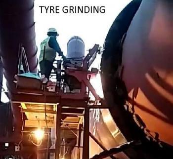 Tyre Grinding