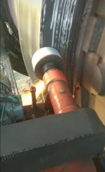 Tyre Thrust Face Grinding