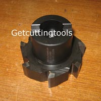 Brazed Carbide Mill Cutter