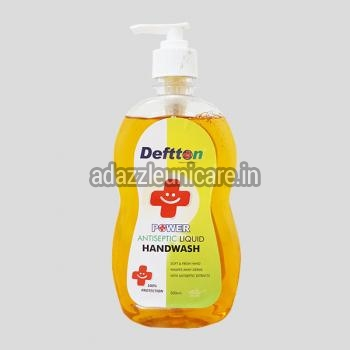 Deftton Antiseptic Hand Wash Liquid