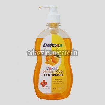 Deftton Orange Hand Wash Liquid