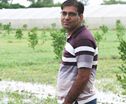 Mr. Vikrant Setia (Partner)