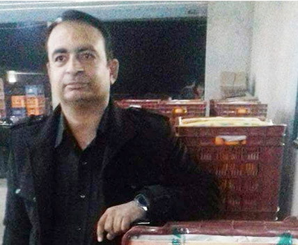 Mr. Vishal Setia (Partner)