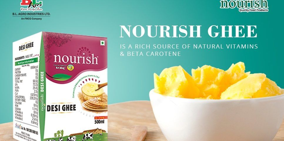 Why Is Nourish Desi Ghee Best One To Buy?